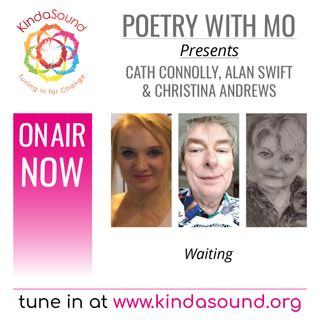 Poetry with Mo: Waiting (Mo Hewitt presents the Care Merseyside Creative Writing Group)