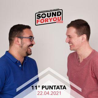 Sound For You Radio - La musica è donna - 22.04.2021