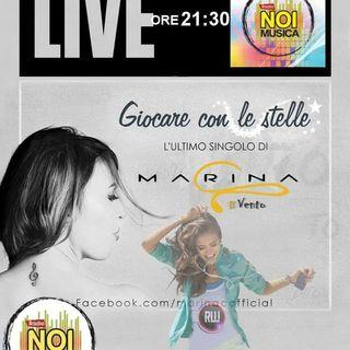 MARINA C. PRESENTA #VENTO