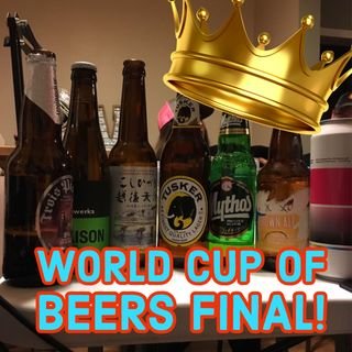 World Cup Of Beers 2019 Finale!!