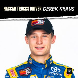 NASCAR Truck Series Driver Derek Kraus - OTM613