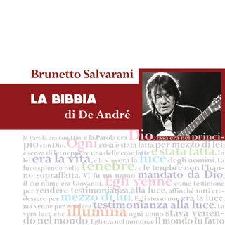 """Brunetto Salvarani """"La Bibbia di De André"""""""