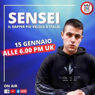 Sensei, il rapper più veloce d'Italia