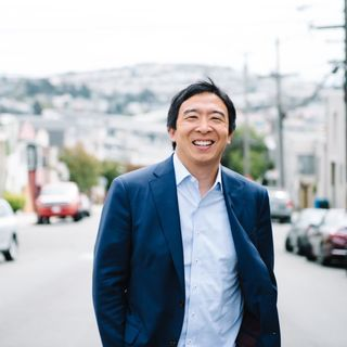 Episode #9: Andrew Yang and the Freedom Dividend; Plus Anti-Vaxxers