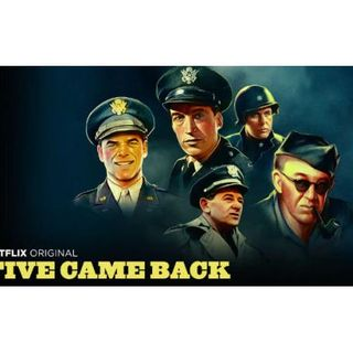 TV Party Tonight: Five Came Back (Season 1)