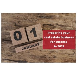 Platinum Success Podcast - Episode 11 - Preparing Your Real Estate Business for Success in 2019