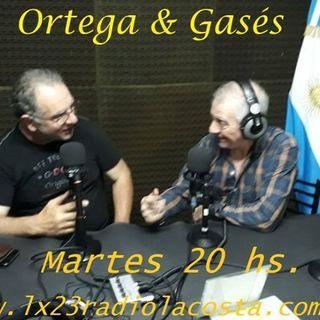 Ortega & Gases Programa Nº63