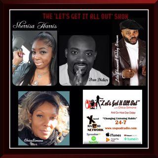 Special Guest Comedian Lite Skinned Bobby Brown & Entrepreneur Sherrisa Harris
