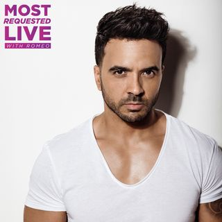 Luis Fonsi June 17th, 2017
