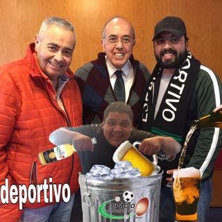 Se armó la bohemia con el Rudo, Pepe y Alex en Espacio Deportivo de la Tarde 27 de Diciembre 2018