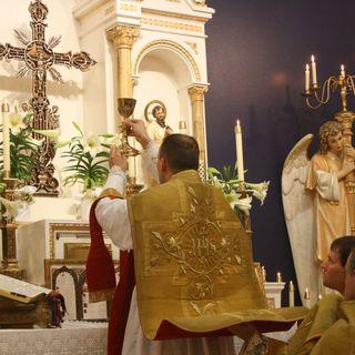 Eucharistic Sacrifice