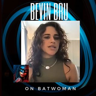 Byte Bevin Bru On Batwoman