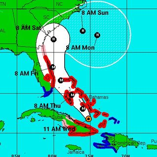 Officials Warn Residents To Prepare For Hurricane Matthew
