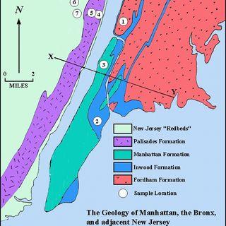 Geología de Nueva York: Lo que hay bajo nuestros pies