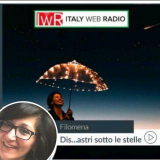 DIS_ASTRI SOTTO LE STELLE con FILOMENA MAZZA 14/04/2018