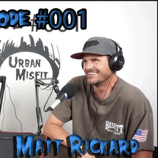 "UMP Episode #001 Matt Rickard (""Ride"" The Movie Starring Ludacris)"