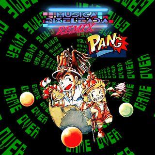 Pang - Buster Bros (Arcade)