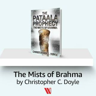 Episode 4 - Christopher C Doyle Talks On 'The Mists Of Brahma' Part 2
