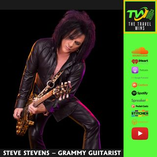 Steve Stevens Rebel Guitarist