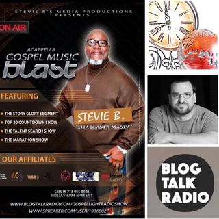 Stevie B's Acappella Gospel Music Blast - (Episode 126)