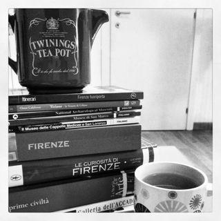 Un tè e un libro