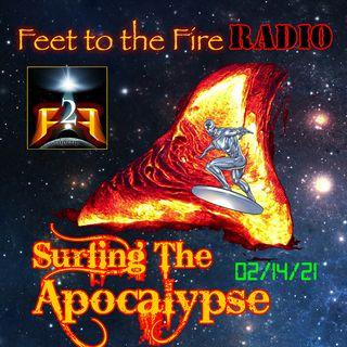 F2F Radio: Surfing The Apocalypse