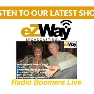 Radio Boomers Live S8 EP 25