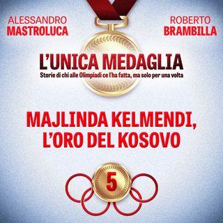 Majlinda Kelmendi, l'Oro del Kosovo