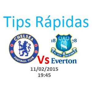 Inglaterra - Chelsea vs Everton