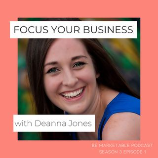 Focus Your Business