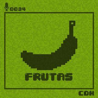 Coletivo de Najas: Frutas (Sim. Esse é um episódio sobre frutas)