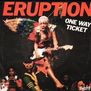 Eruption ONE WAY TICKET