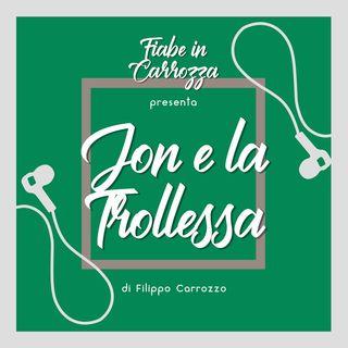 JON e la TROLLESSA - Fiabe Islandesi - ed. Iperborea