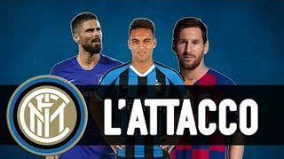 Lautaro-Barcellona, Messi-Inter, Giroud: ultime news di calciomercato Inter in attacco