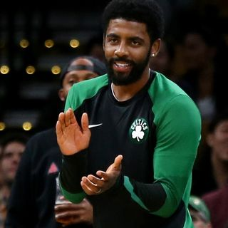 Kyrie Irving Shocks Fans, Plans To Re-Sign With Celtics