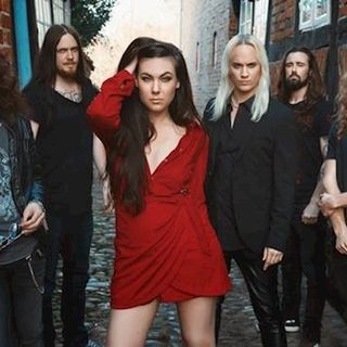 AMARANTHE Interview