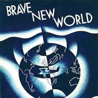 """Avsnitt 24. Bokrecension - """"Du sköna nya värld"""" av Aldous Huxley"""