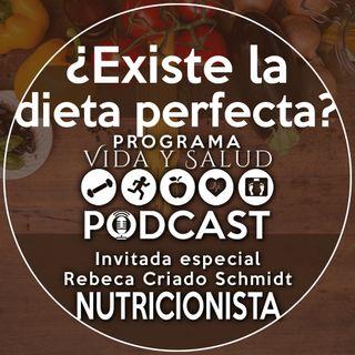 ¿Existe la dieta perfecta_ invitada especial Rebeca Criado Schmidt (nutricionista) - Reto vida y salud