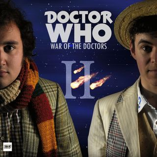 Multi-Doctor: War of The Doctors P2