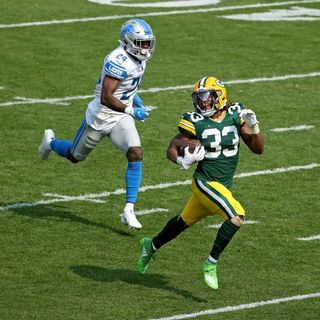 Packers Pummel Lions, NBA/NHL Bubble Update, Around the NFL, Matt Patricia's Seat Getting Hotter, & Trading Matthew Stafford