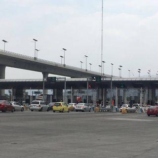Hay manifestantes en la México-Cuernavaca
