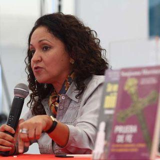 Voces: Periodista mexicana Sanjuana Martínez (2011)