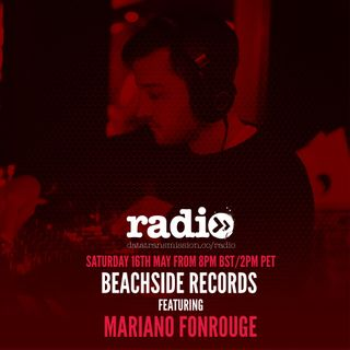 Beachside Records Radioshow Episode # 035 by Mariano Fonrouge