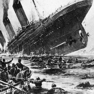 Priest on the Titanic