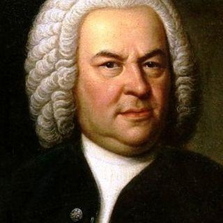 I Notturni di Ameria Radio del 25 giugno 2021 - Musiche di J. S. Bach