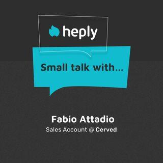 Fabio Attadio - Cerved - Sales Account