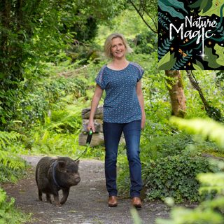 Episode 15 Mary Bermingham on the Nature Magic book
