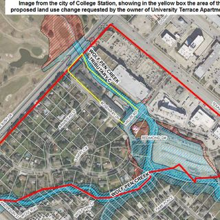 College Station city council denies request to change land use near Texas A&M