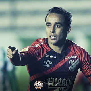 #092 - Athletico vence com dois de Jadson, Coritiba é prejudicado pelo arbitro e perde no RJ