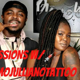 "Ep. 26 ""Ink Sessions"" w/Domo Julliano"